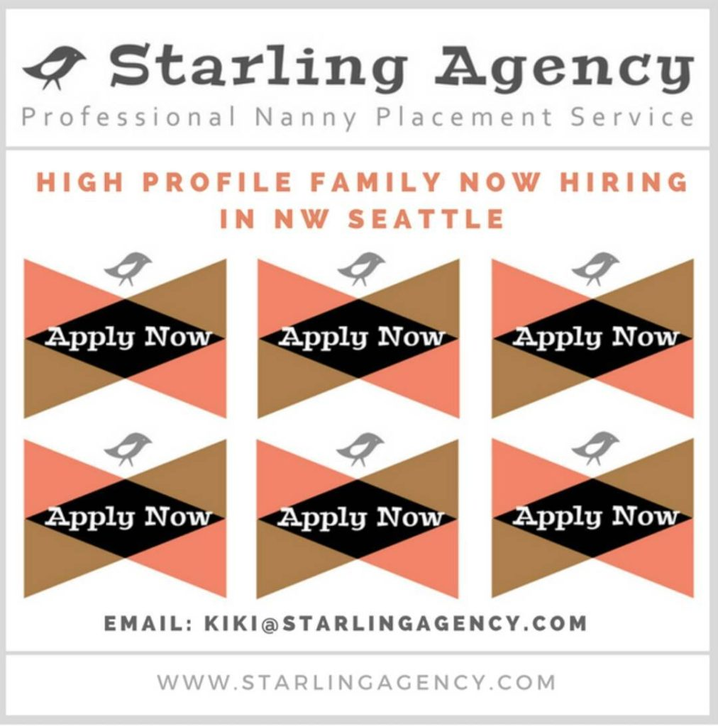 Starling Agency is currently interviewing for PT FT and temphellip