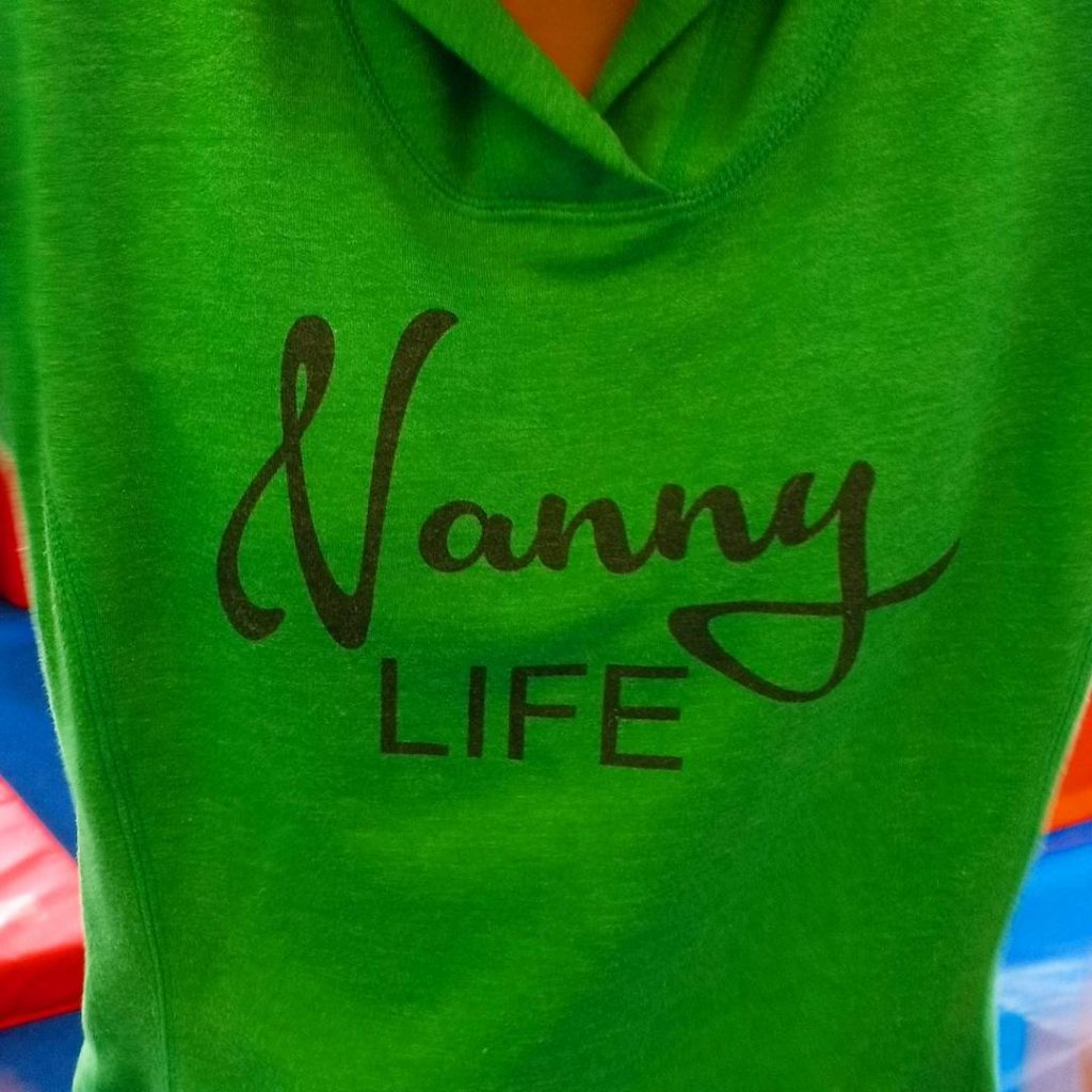 Spotted being awesome at Little Gym today! seattlenannylife nannylife nannytees