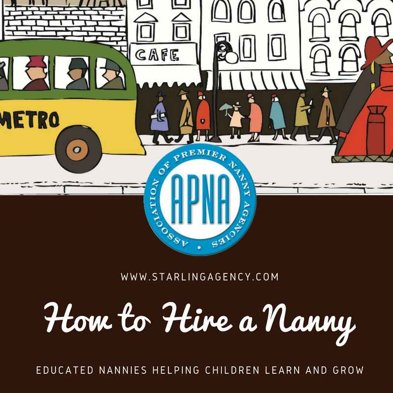 how to start a nanny placement agency