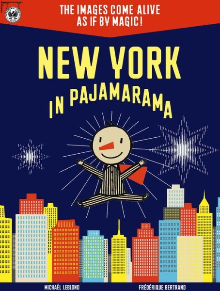 Must Read for Kids: New York in Pajamarama