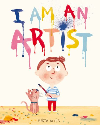Must Read: I Am an Artist!