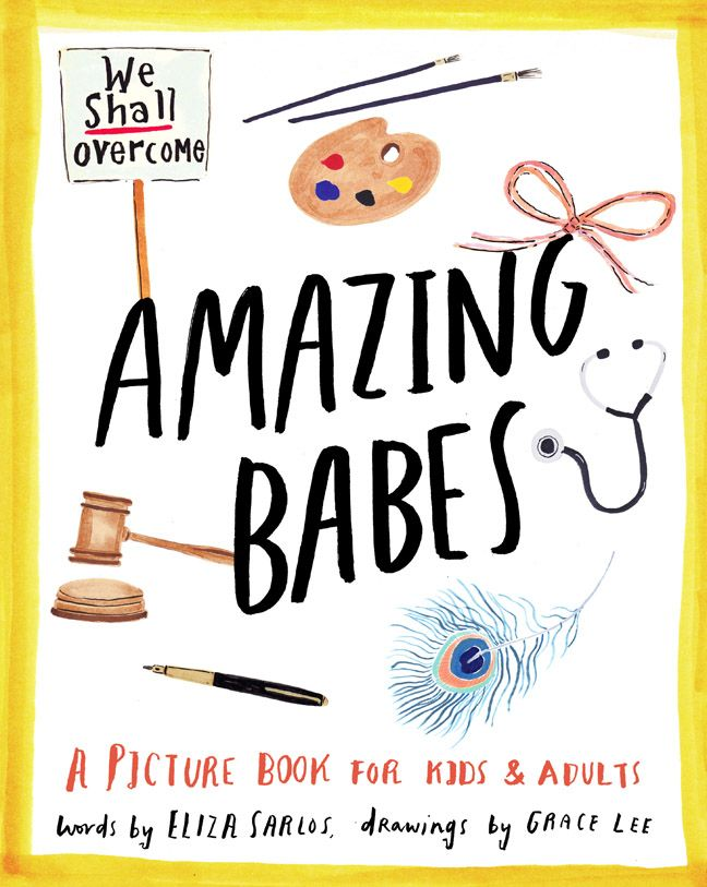 Must Read: Pre-Order Amazing Babes Now!