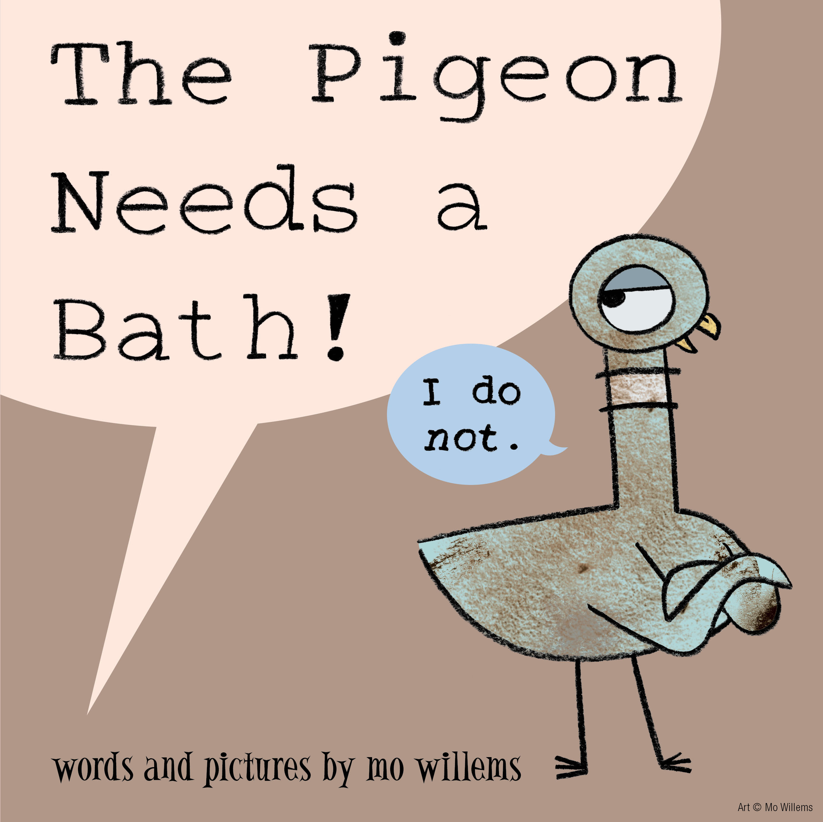 Oh, Pigeon…You Silly Goose!