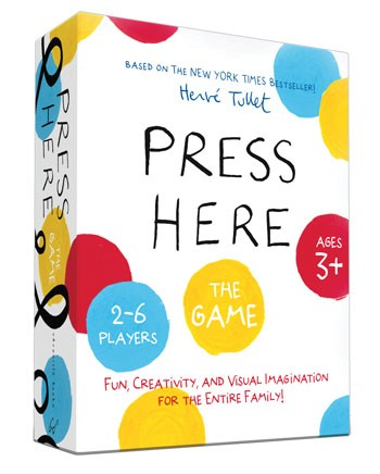 Family Game Night: Press Here