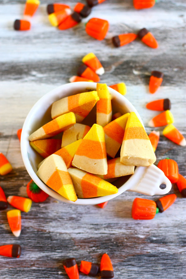 Easy Candy Corn Cookie Recipe