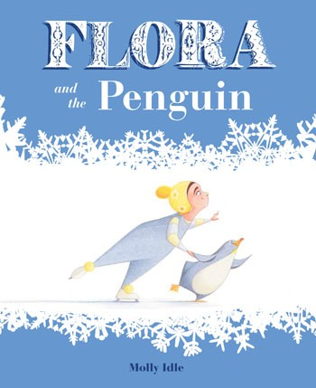 Book of the Week: Flora and the Penguin