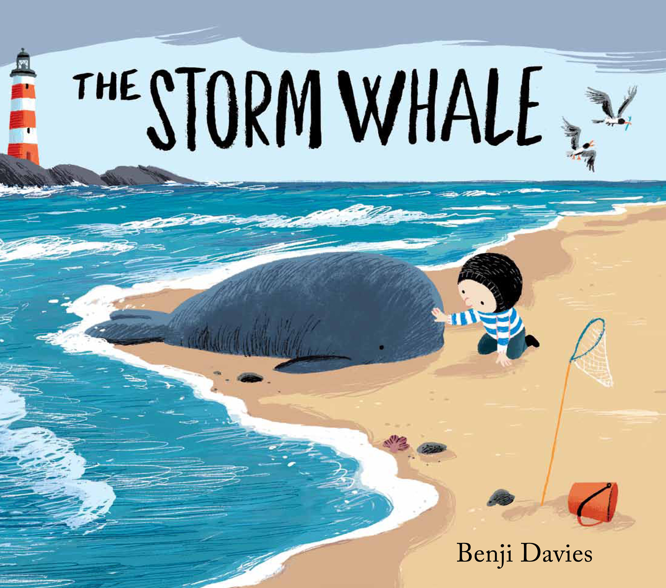 Book of the Week: The Storm Whale
