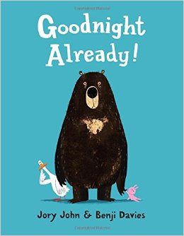 Book of the Week: Goodnight Already!