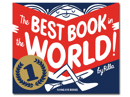 Book of the Week: The Best Book in the World!