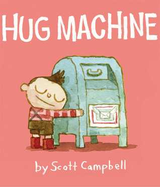 Book of the Week: Hug Machine