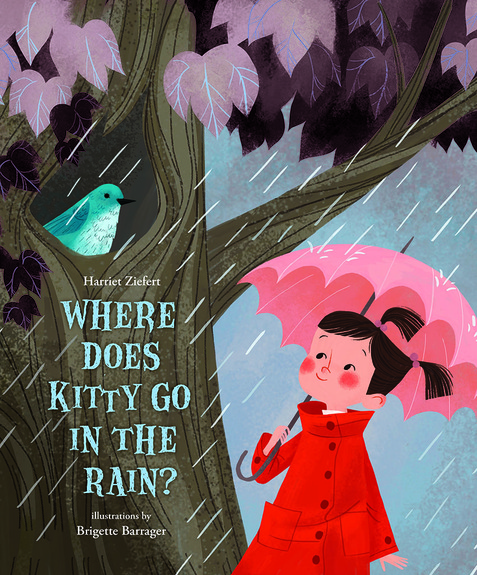 Book of the Week: Where Does Kitty Go in the Rain?