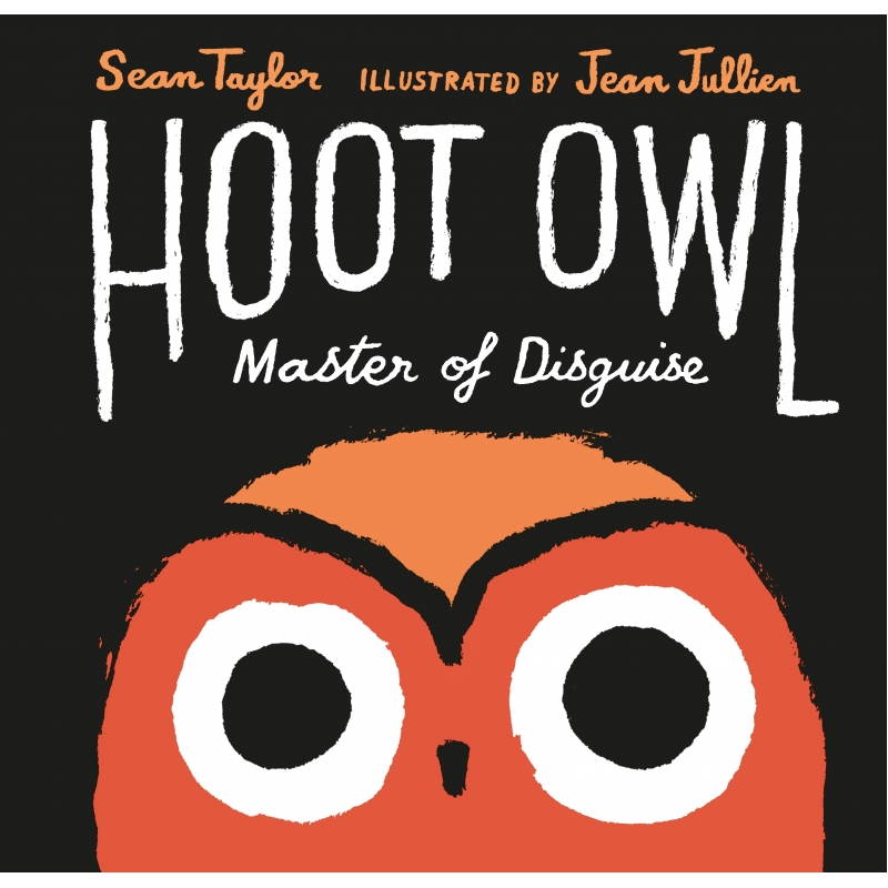 Book of the Week: Hoot Owl, Master of Disguise