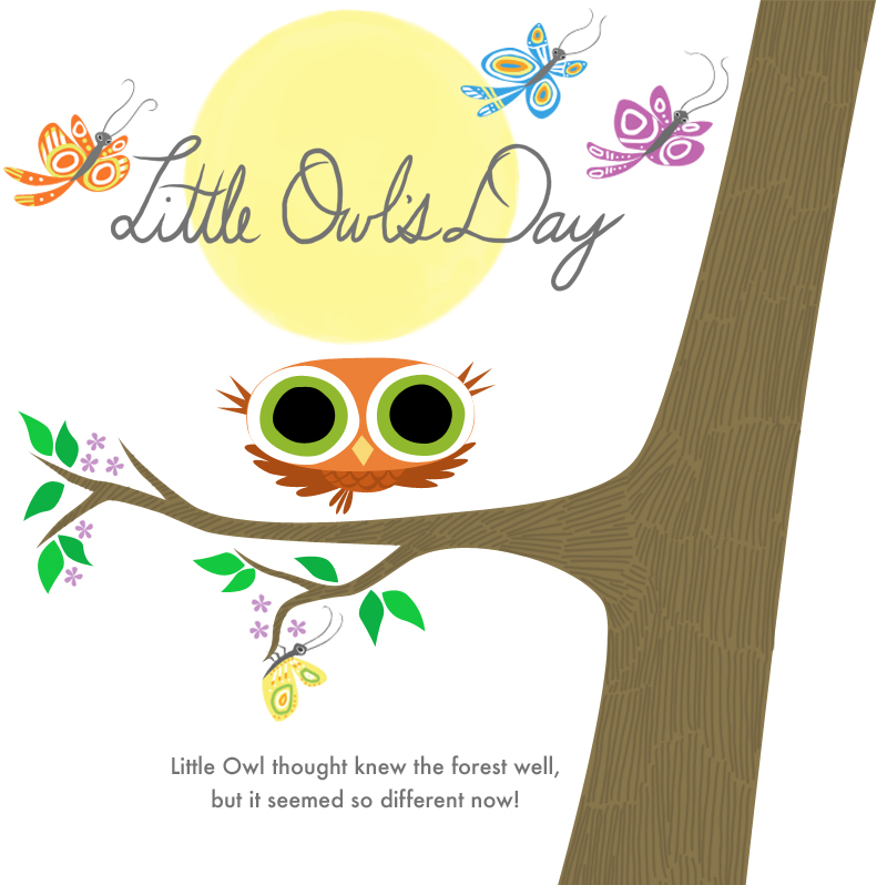 Book of the Week: Little Owl's Day