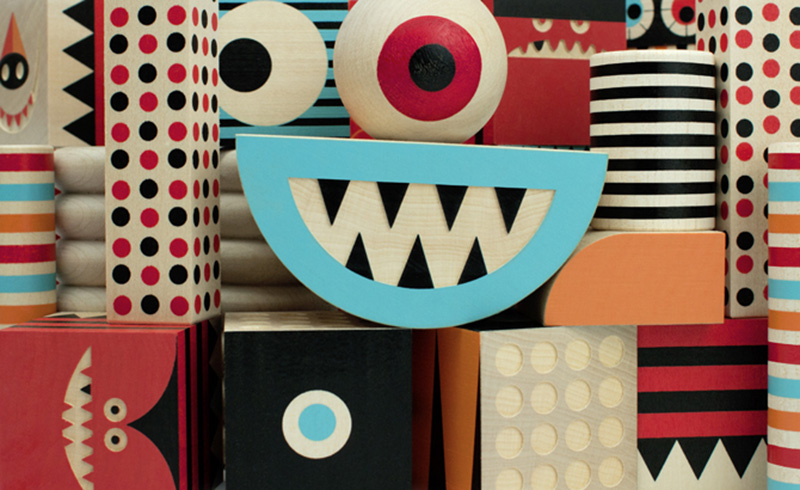 Stack and Scare: Perfect Toy For Your Little Monster