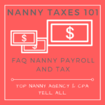 Seattle Nanny Tax Expert Answers Your FAQ!