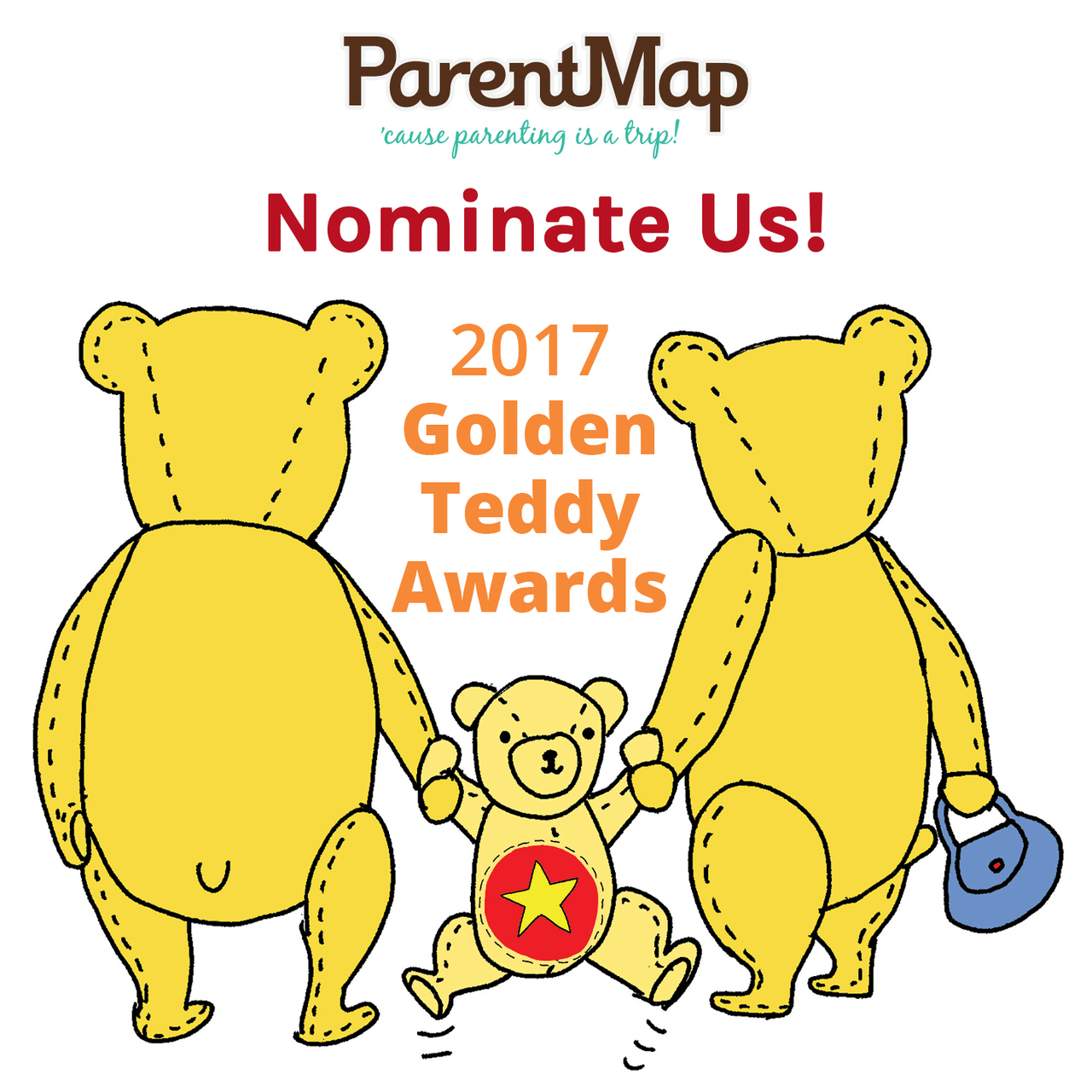 HURRY! Nominate Starling as Seattle's Best Nanny Agency