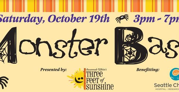 11th Annual Monster Bash!
