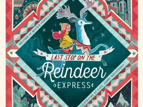 Book of the Week: Last Stop on the Reindeer Express