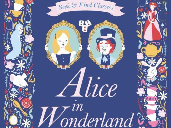 Book of the Week: Alice in Wonderland Seek-and-Find