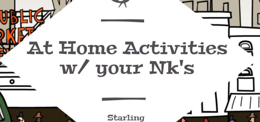 At Home with your Nanny Kids