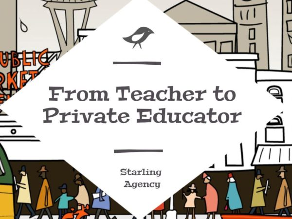 From Teacher to Private Educator