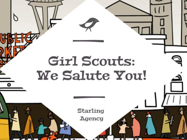 Times May Be Tough, but Girl Scouts are Resilient