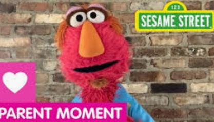 Sesame Street Parent PSA: A Moment to Yourself