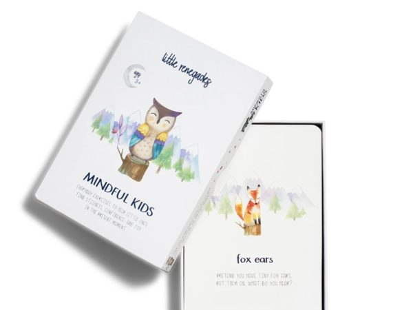 Gift Alert! Little Renegades Mindful Kids Cards